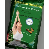 Meizitang Botanical Slimming Pastillas Gel 100 % Natural **