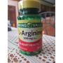 L Arginina De 500 Mg Marca Spring Valley Importado