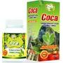 Harina Coca Capasulas Extracto 100% Natural
