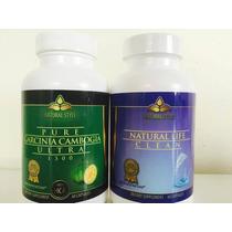 Pure Garcinia Cambogia Y Pure Life Clean Juntos Made In Usa