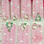 Sticker Para Uñas Manicure Hello Kitty 11 Modelos A Escoger