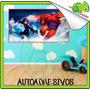 Sticker Vinilos Osandme Afiches Decora Infantil 1mt X 0.55