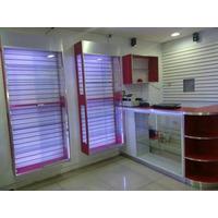 Mostrador Counter Melamine Decoracion De Tiendas - Drywall
