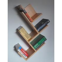 Repisa Decorativa Árbol - Librero Estante. 5 Divisiones