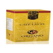 Cafe Latte Organo Gold Canadiense 20 Tazas
