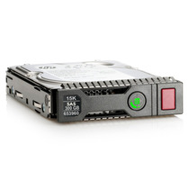 Disco Duro Hp Sas 300gb 15k 2.5 652611-b21 Servidor Storage