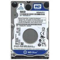 Disco Duro Western Digital Blue Wd5000lpvx, 500gb Sata 6.0 G