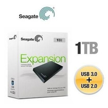 Disco Duro Externo Portatil, Seagate Expansion 1 Tb ! Usb3-2
