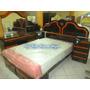 Exclusivo Juego De Dormitorio Completo Colores Personalizado