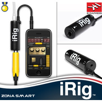 Irig Guitar / Bajo - Iphone, Ipad, Ipod Touch, Amplitube