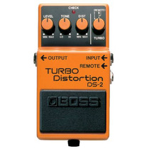 Boss Distortion Ds-2 Pedal Nuevos Distorcion Overdrive Ds2