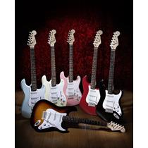 Squier Bullet Guitarra Electrica Stratocaster Fender Ibanez