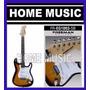 Guitarra Electrica Stratocaster Freeman + Pack De Accesorios