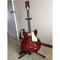 Guitarra Eléctrica Vintage Harmony Rocket 1971 Americana