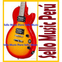 Guitarra Electrica Les Paul Epiphone-gibson Special Ii !!!!!