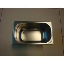 Cubeta Recipiente Franke De Acero Inoxidable 26x16x15cm