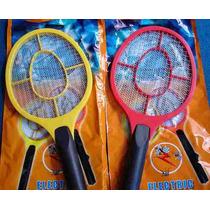 Raqueta Electrica (elimina Zancudos, Moscas,mosquitos, Etc)