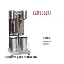 Batidora Milkshake Doble Vaso Venta Nueva