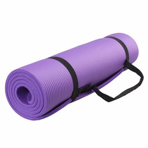 Colchoneta Yoga Mat 10 Mm Pilates Fitness