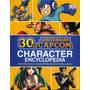 Capcom - Enciclopedia De Personajes - 30th Anniversary