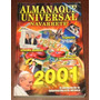 Almanaque Universal Navarrete 2001 Genoma Humano Países Perú