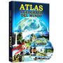 Libro Atlas Y Geografia Del Mundo + Cd