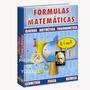 Fórmulas Matemáticas Algebra,aritmetica,trigonomteria