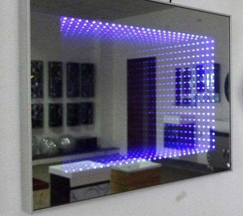 superior espejos con led para banos