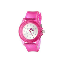 Reloj Mujer Hello Kitty Sanrio 100% Original Traído De Usa