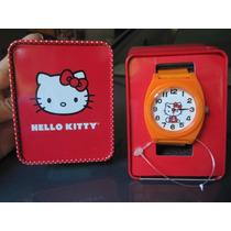 Reloj Hello Kitty, Super Impecable, Original Importado