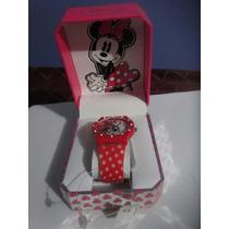 Reloj Marca Disney Modelo Minnie Importado