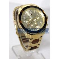 Reloj Tommy Hilfiger 1781394 Dorado Tortoise Elegante Dama
