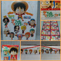 One Piece- Set Figuras Chibi (manga/anime)