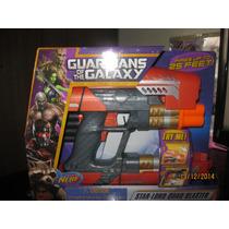 Nerf Guardianes De La Galaxia Star Lord Quad Blaster