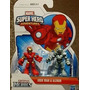 Marvel Iron Man & Ultron-playskool Heroes De Hasbro Super