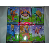 Dragon Ball Z // Dxf Fighting Combination Volumenes Completo