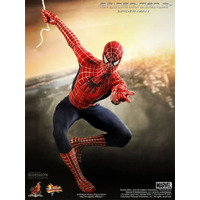Hot Toys Spiderman 3 Mms143