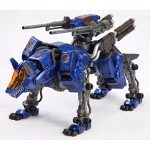 Zoids Command Wolf Lc & Ac Brad Custom (plastic Model)