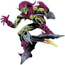 Duende Verde Enemigo Hombre Araña Spiderman Marvel Legends