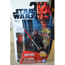 Star Wars Movie Heroes Darth Maul Sellado