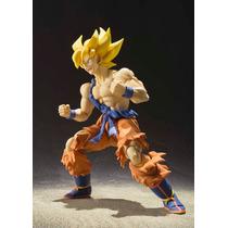 Dragon Ball Z - Sh Figuarts Goku Warrior Awakening- Preorden