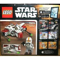 Lego 75072 Star Wars Caja Selada 95 Piezas. Traido De Usa