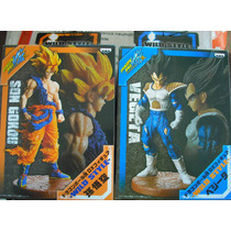 Dragon Ball Z // Vegeta - Son Goku // Ver. Wild