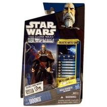 Star Wars The Clone Wars Conde Dooku