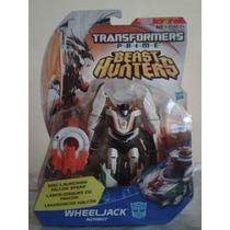 Transformers Prime Beast Hunter Wheeljack Autobot