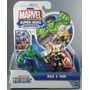 Marvel Super Hero Adventures Hulk + Thor