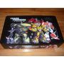 Caja Lata Vacia Transformers Alto Relieve Hasbro 32x20x7cm