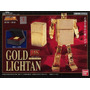 Soul Of Chogokin Gx-32 Gold Lightan