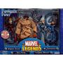 Fantastic Four Pack Four Marvel Legend Fantasticos A Pedido