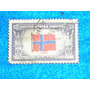 United States Postage 5 Cents Norway.